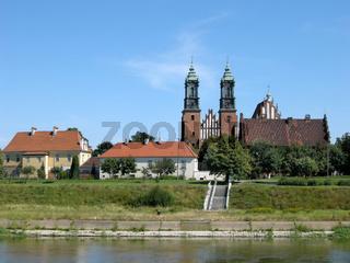 Dominsel mit Kathedrale