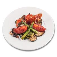 Grilled Vegetables plate