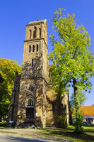 Church Kablow, Brandenburg, Germany