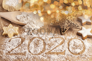 Weihnachtsbäckerei und festlicher Jahreswechsel 2020