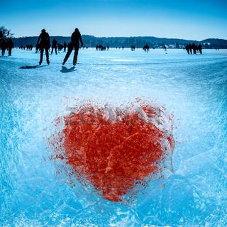 The Frozen Heart