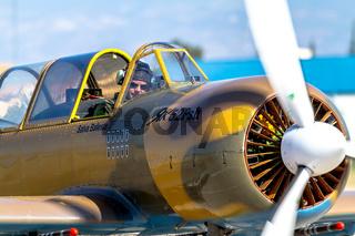 Airplane Yakovlev Yak-52