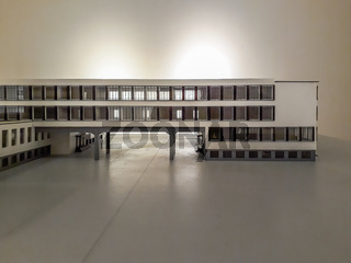 Bauhaus Exhibition at Blanes Museum, Montevideo, Uruguay