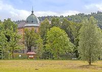 Tuttlingen , view from Danube Park