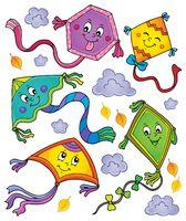 Happy autumn kites topic collection 1