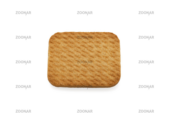 One square biscuits.
