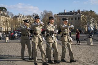 Soldaten der Fremdenlegion