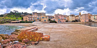 Saint Tropez. Scenic  waterfront of Saint Tropez view