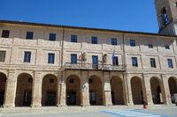 Caldarola in Italy
