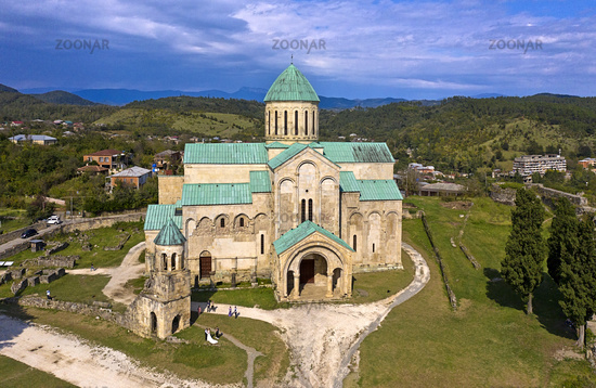 Bagrati Cathedral, also Cathedral of the Dormition, Kutaisi, Georgia