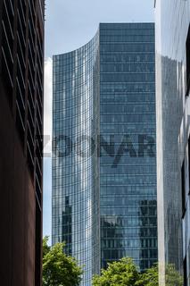 Hochhäuser im Frankfurter Bankenviertel