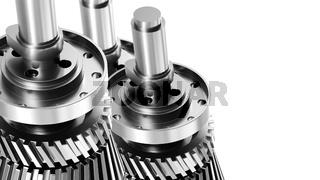 Machine and Engine Background