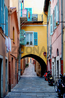 Alley - Villefranche