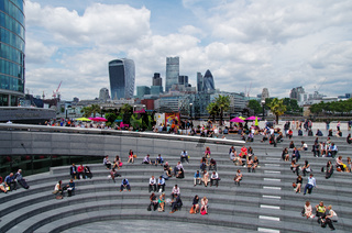 Amphitheater 'The Scoop' - London