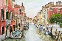 Venice, canale rio de la fornace