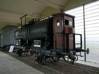 In the Alstom Works Museum - formerly Linke Hoffmann Busch - LHB in Salzgitter