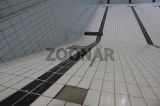 Schwimmbad Sanierung
