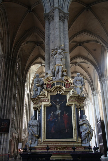 Notre Dame, Amiens, Picardy, France