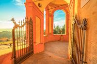 Gate to San Luca