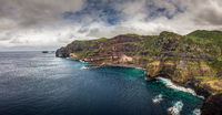 The west coast of Sao Miguel / Azores