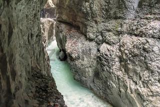 Wildwasser, Partnachklamm, Naturdenkmal
