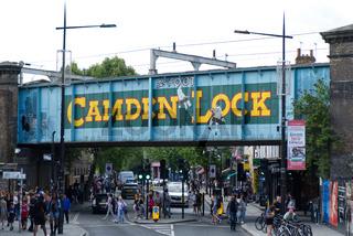 Camden Market, London, Großbritannien