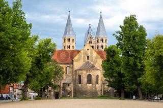 Liebfrauenkirche Halberstadt Domplatz