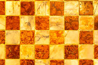 Texture of dirty ceramic tile floor