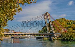 Rheinbrücke Schaffhausen, Schweiz