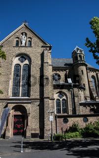 St. Nikolaus Basilika in Bensberg