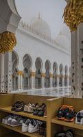 Sheik Zayed  Mosque, Abu Dhabi, Emirates