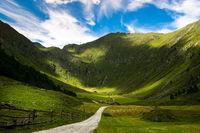 Altfasstal South Tyrol