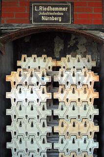 Aufgelassene Porzellanfabrik