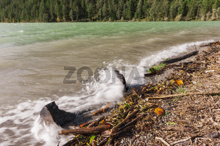 splashes by the Lake Plansee