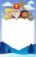 Saint Nicholas Day topic frame 1