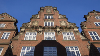 Hamburg - Rekonstruktion barocker Bürgerhäuser, Deutschland