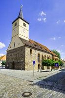 Church St. Marien and St. Nikolai, Beelitz, Brandenburg, Germany