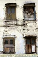 grunge old windows background