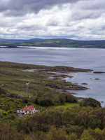 Irish coastline near bantry