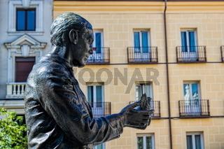 Madrid, Federico Garcia Lorca