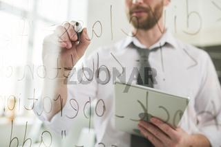 Using programming language