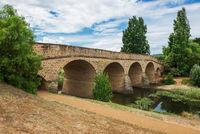 Oldest stone span bridge in Australia