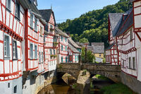 Monreal in the Eifel region
