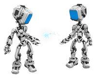 Blue Screen Robots, Data Box Pass