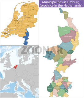 Limburg is a province of the Netherlands