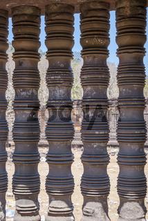 Wat Phou temple detail, Laos