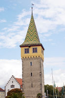The tower Mangturm 002. Lindau