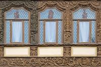 Goslar - Renaissance bay, Germany