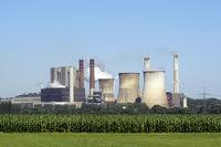 Lignite power plant Weisweiler