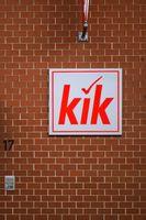 Kik textile discount store